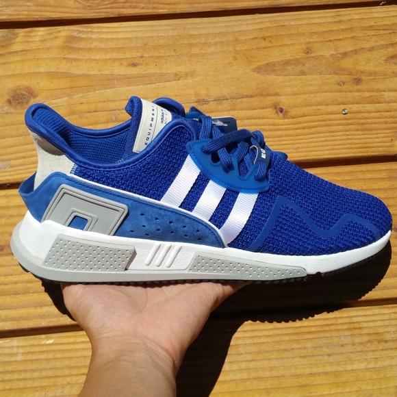 best service 775f6 3b852 Adidas EQT Cushion ADV Royal Blue Running Walking NWT